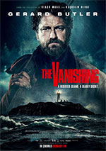 Poster The Vanishing - Il Mistero del Faro  n. 2