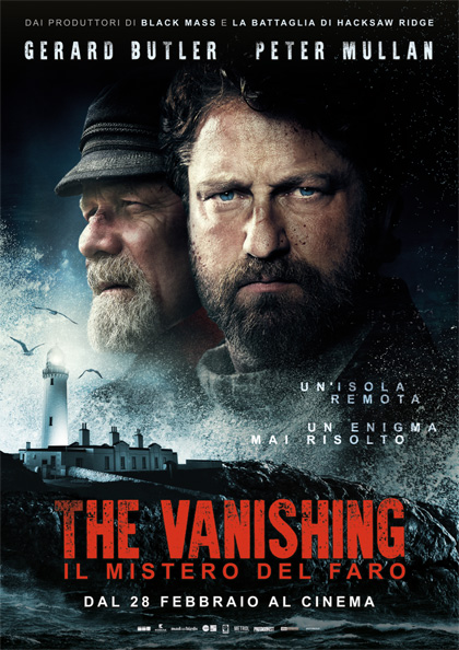 The Vanishing - Il Mistero del Faro (2018) - MYmovies it