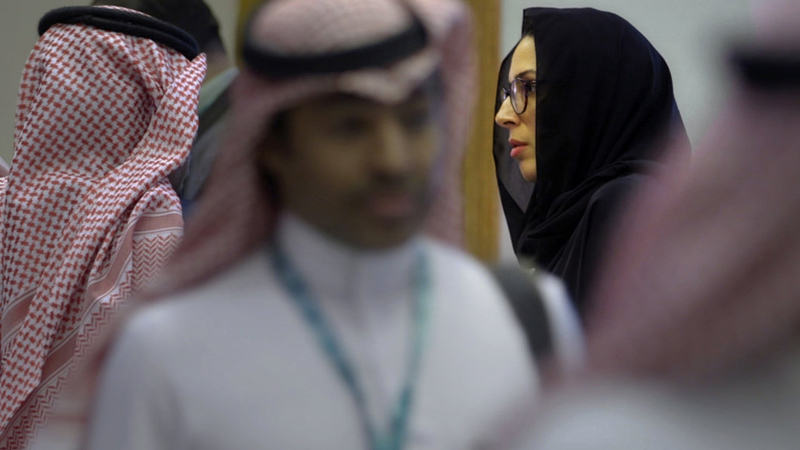 Ladies first: Saudi Arabia's female candidates