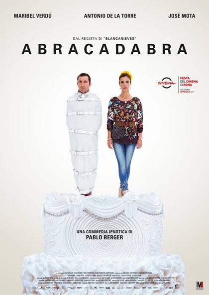 Locandina italiana Abracadabra