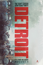 Poster Detroit  n. 1