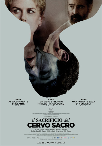 Trailer The Killing of a Sacred Deer