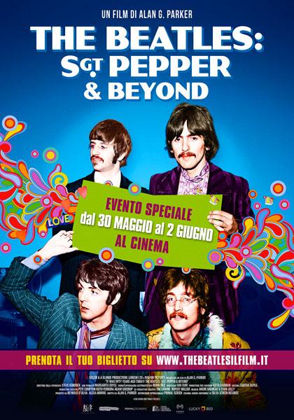 Trailer The Beatles: Sgt Pepper & Beyond
