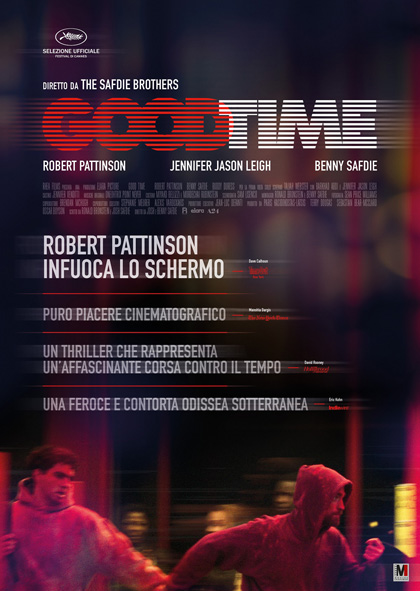 Trailer Good Time