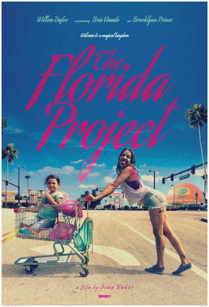 Poster Un sogno chiamato Florida