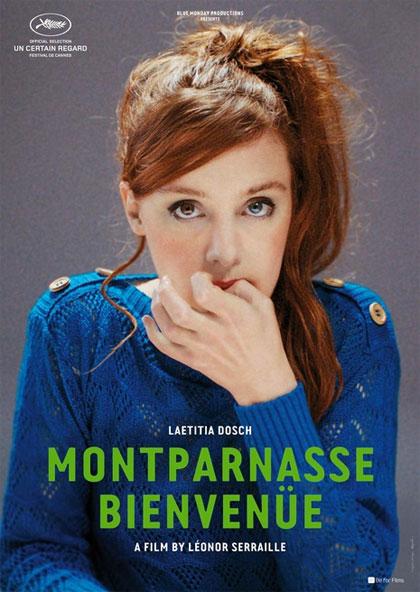 Poster Montparnasse - Femminile Singolare