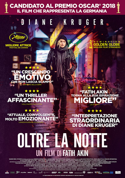 Locandina italiana Oltre la Notte
