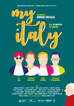 Poster My Italy  n. 0