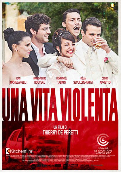 Locandina italiana Una vita violenta