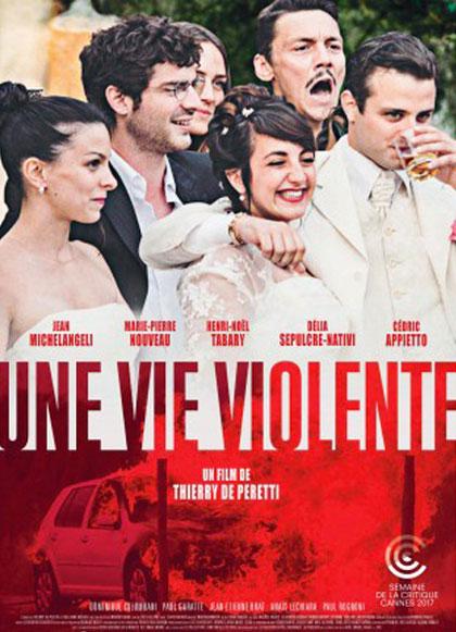 Poster Una vita violenta