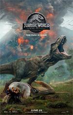 Poster Jurassic World - Il regno distrutto  n. 2