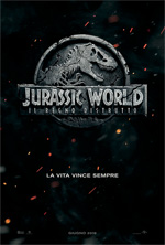 Poster Jurassic World - Il regno distrutto  n. 3
