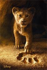 Poster Il Re Leone  n. 1
