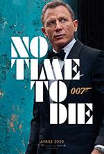 Poster No Time To Die  n. 1