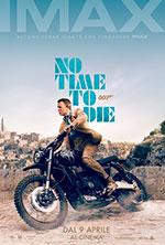 Poster No Time To Die  n. 2