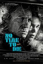 Poster No Time To Die  n. 3