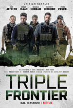 Trailer Triple Frontier