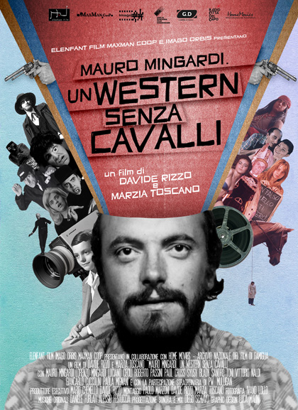 Trailer Mauro Mingardi - Un Western senza Cavalli