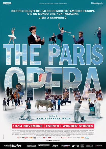 Trailer The Paris Opera
