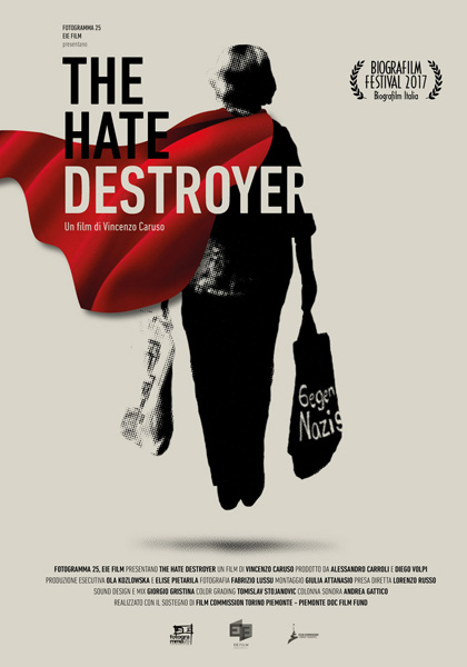 Trailer The Hate Destroyer