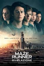 Poster Maze Runner - La Rivelazione  n. 0