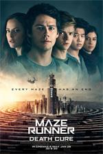 Poster Maze Runner - La Rivelazione  n. 2