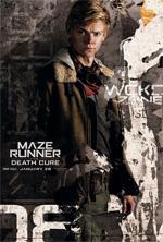 Poster Maze Runner - La Rivelazione  n. 3