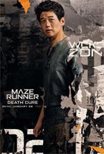 Poster Maze Runner - La Rivelazione  n. 4