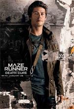 Poster Maze Runner - La Rivelazione  n. 7