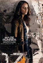 Poster Maze Runner - La Rivelazione  n. 8