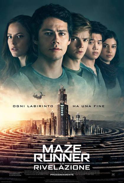 Trailer Maze Runner - La Rivelazione