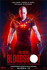 Poster Bloodshot  n. 1