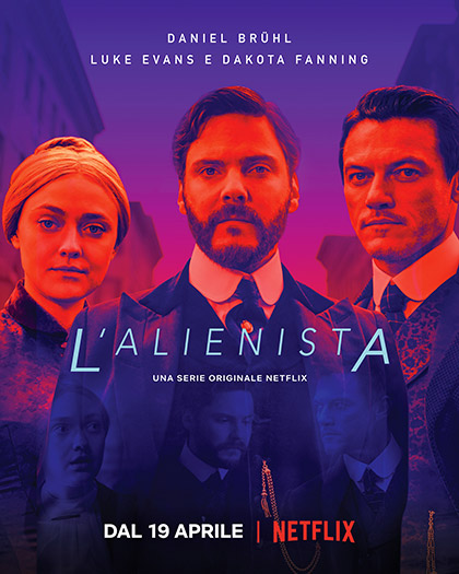Trailer The Alienist