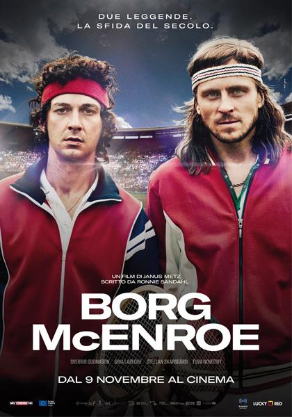 Trailer Borg McEnroe