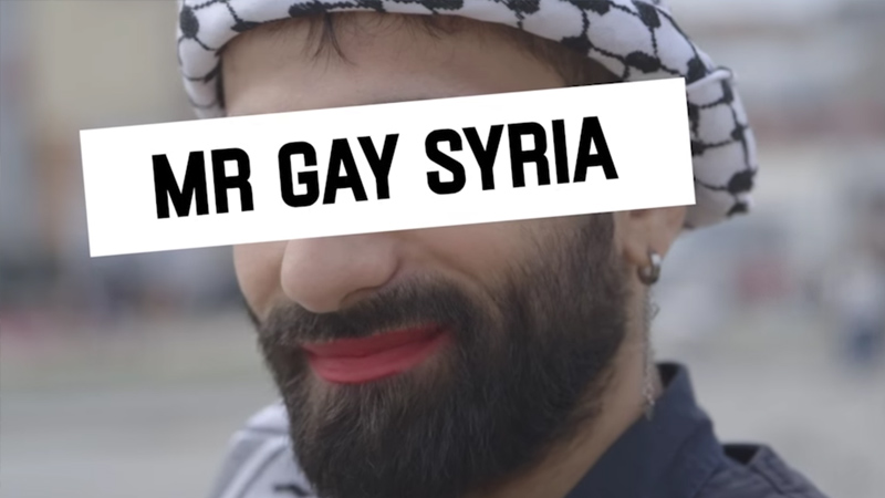 Mr Gay Syria