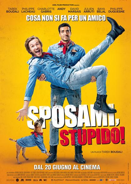 Trailer Sposami, stupido!