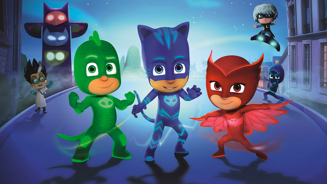 Disney Junior PJ Masks - Super Pigiamini