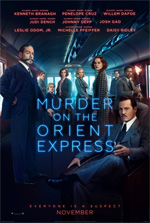 Poster Assassinio sull'Orient Express  n. 2