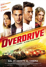 Poster Overdrive  n. 0