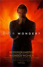 Poster Professor Marston & the Wonder Women  n. 1