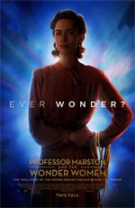 Poster Professor Marston & the Wonder Women  n. 2