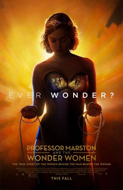 Trailer Professor Marston & the Wonder Women