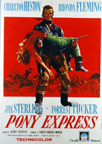 Poster Pony Express  n. 0