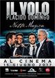 Il Volo con Plácido Domingo - Notte magica al cinema