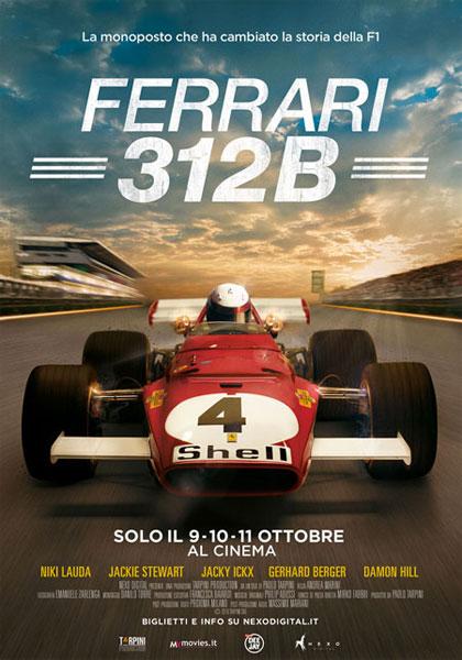 ferrari 312b (2017) - mymovies.it