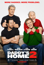 Poster Daddy's Home 2  n. 1
