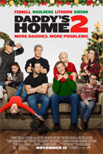 Poster Daddy's Home 2  n. 2