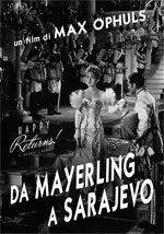Trailer Da Mayerling a Sarajevo