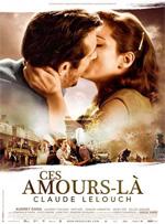 Poster Ces amours-là  n. 0