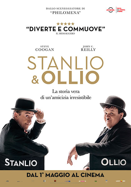 Locandina italiana Stanlio e Ollio